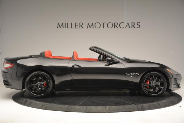 New 2016 Maserati GranTurismo Convertible Sport for sale Sold at Bentley Greenwich in Greenwich CT 06830 17
