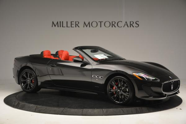 New 2016 Maserati GranTurismo Convertible Sport for sale Sold at Bentley Greenwich in Greenwich CT 06830 19