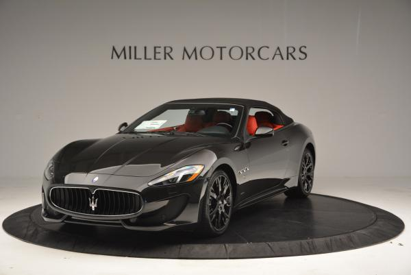 New 2016 Maserati GranTurismo Convertible Sport for sale Sold at Bentley Greenwich in Greenwich CT 06830 2