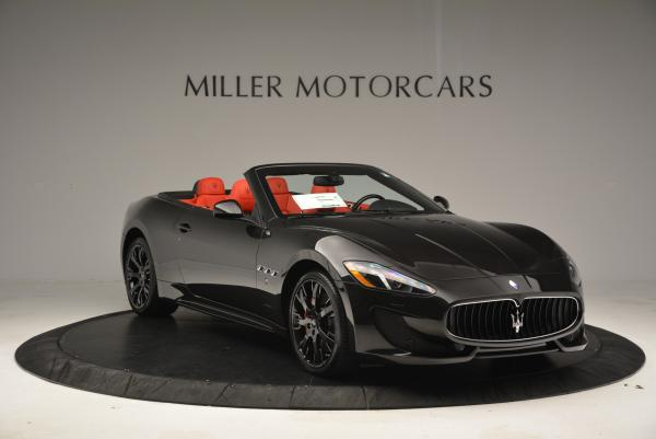 New 2016 Maserati GranTurismo Convertible Sport for sale Sold at Bentley Greenwich in Greenwich CT 06830 21