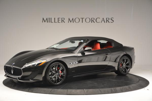 New 2016 Maserati GranTurismo Convertible Sport for sale Sold at Bentley Greenwich in Greenwich CT 06830 4
