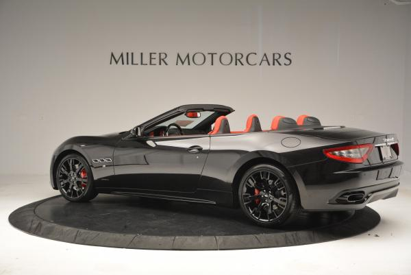 New 2016 Maserati GranTurismo Convertible Sport for sale Sold at Bentley Greenwich in Greenwich CT 06830 7