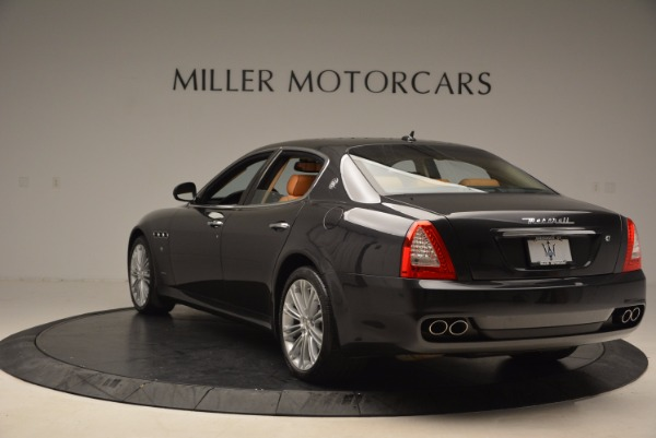 Used 2010 Maserati Quattroporte S for sale Sold at Bentley Greenwich in Greenwich CT 06830 17