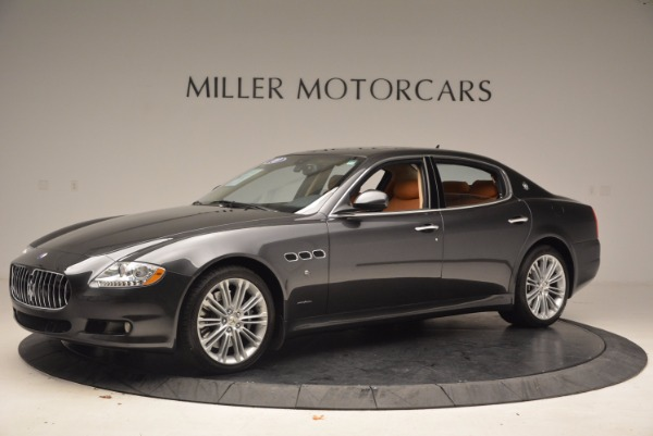 Used 2010 Maserati Quattroporte S for sale Sold at Bentley Greenwich in Greenwich CT 06830 2