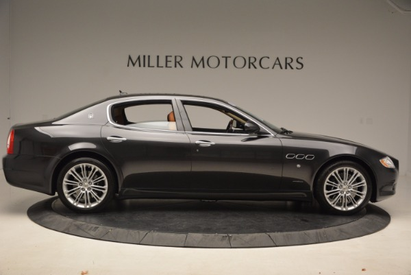 Used 2010 Maserati Quattroporte S for sale Sold at Bentley Greenwich in Greenwich CT 06830 21