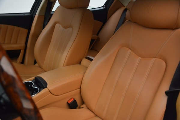 Used 2010 Maserati Quattroporte S for sale Sold at Bentley Greenwich in Greenwich CT 06830 27