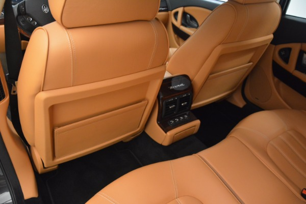 Used 2010 Maserati Quattroporte S for sale Sold at Bentley Greenwich in Greenwich CT 06830 28