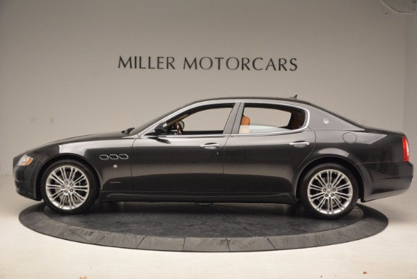 Used 2010 Maserati Quattroporte S for sale Sold at Bentley Greenwich in Greenwich CT 06830 3