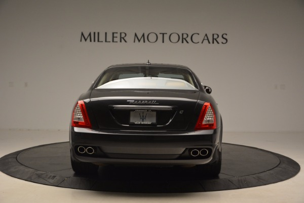 Used 2010 Maserati Quattroporte S for sale Sold at Bentley Greenwich in Greenwich CT 06830 6