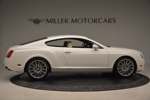 Used 2008 Bentley Continental GT Speed for sale Sold at Bentley Greenwich in Greenwich CT 06830 10