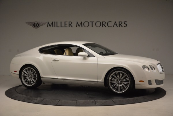 Used 2008 Bentley Continental GT Speed for sale Sold at Bentley Greenwich in Greenwich CT 06830 11