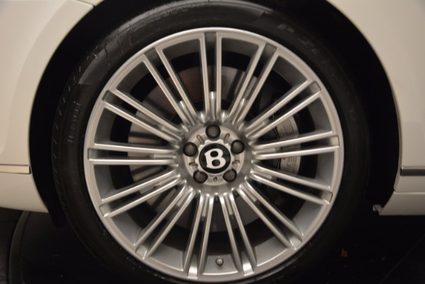Used 2008 Bentley Continental GT Speed for sale Sold at Bentley Greenwich in Greenwich CT 06830 17