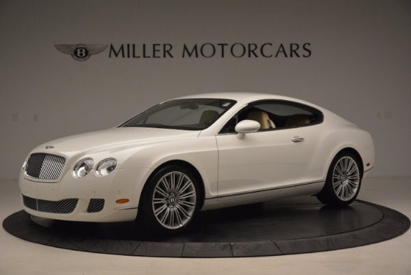 Used 2008 Bentley Continental GT Speed for sale Sold at Bentley Greenwich in Greenwich CT 06830 2