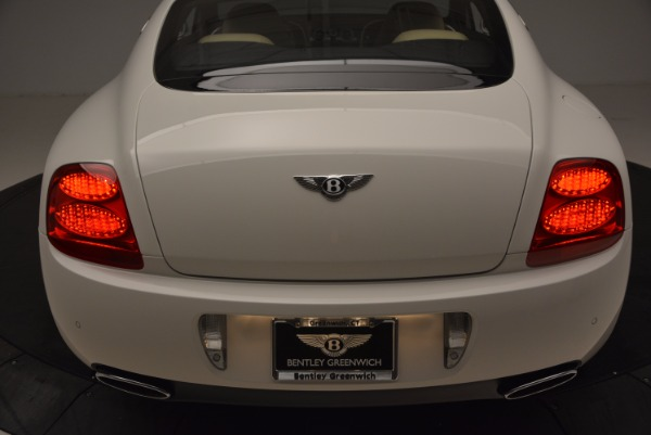 Used 2008 Bentley Continental GT Speed for sale Sold at Bentley Greenwich in Greenwich CT 06830 28