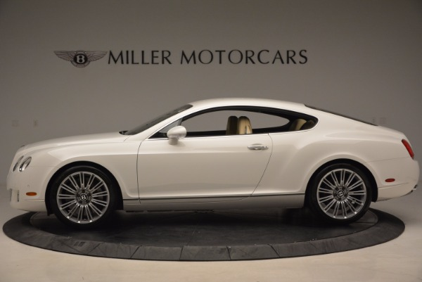 Used 2008 Bentley Continental GT Speed for sale Sold at Bentley Greenwich in Greenwich CT 06830 3