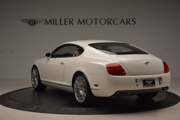 Used 2008 Bentley Continental GT Speed for sale Sold at Bentley Greenwich in Greenwich CT 06830 6