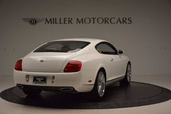 Used 2008 Bentley Continental GT Speed for sale Sold at Bentley Greenwich in Greenwich CT 06830 8