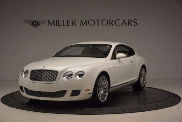 Used 2008 Bentley Continental GT Speed for sale Sold at Bentley Greenwich in Greenwich CT 06830 1