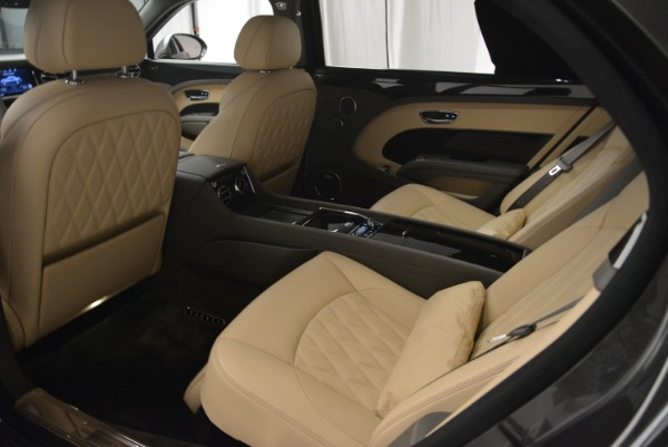 Used 2017 Bentley Mulsanne EWB for sale Sold at Bentley Greenwich in Greenwich CT 06830 17