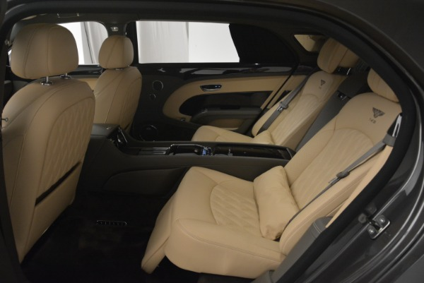 Used 2017 Bentley Mulsanne EWB for sale Sold at Bentley Greenwich in Greenwich CT 06830 18