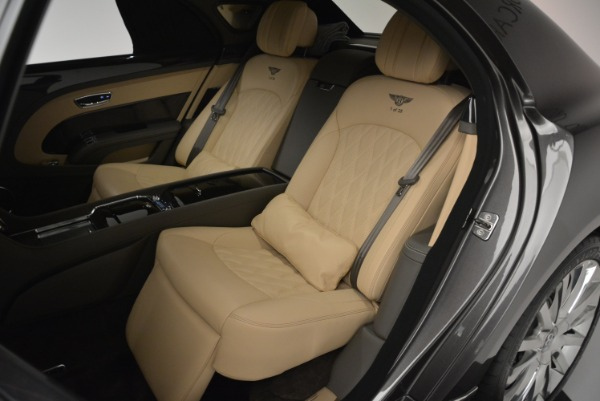 Used 2017 Bentley Mulsanne EWB for sale Sold at Bentley Greenwich in Greenwich CT 06830 19