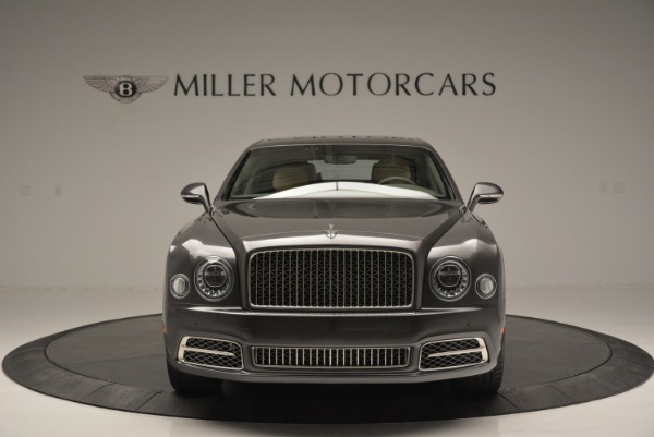 Used 2017 Bentley Mulsanne EWB for sale Sold at Bentley Greenwich in Greenwich CT 06830 2