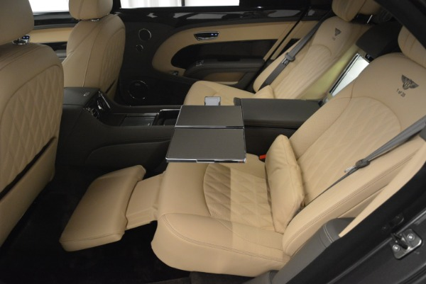 Used 2017 Bentley Mulsanne EWB for sale Sold at Bentley Greenwich in Greenwich CT 06830 26