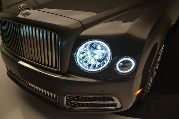 Used 2017 Bentley Mulsanne EWB for sale Sold at Bentley Greenwich in Greenwich CT 06830 5