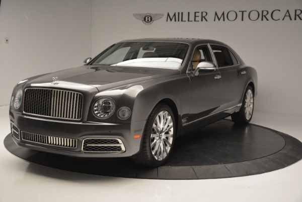 Used 2017 Bentley Mulsanne EWB for sale Sold at Bentley Greenwich in Greenwich CT 06830 1