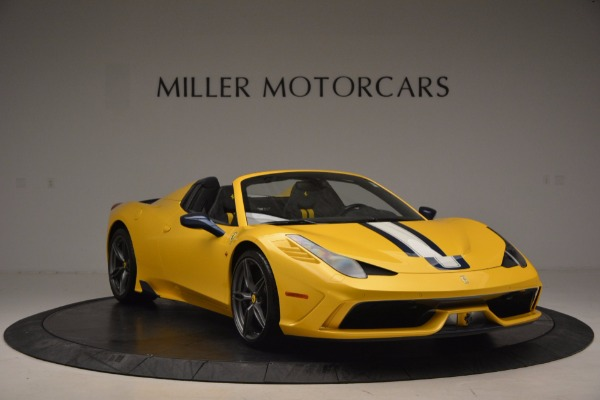 Used 2015 Ferrari 458 Speciale Aperta for sale Sold at Bentley Greenwich in Greenwich CT 06830 11