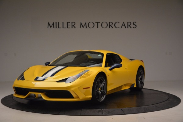 Used 2015 Ferrari 458 Speciale Aperta for sale Sold at Bentley Greenwich in Greenwich CT 06830 13