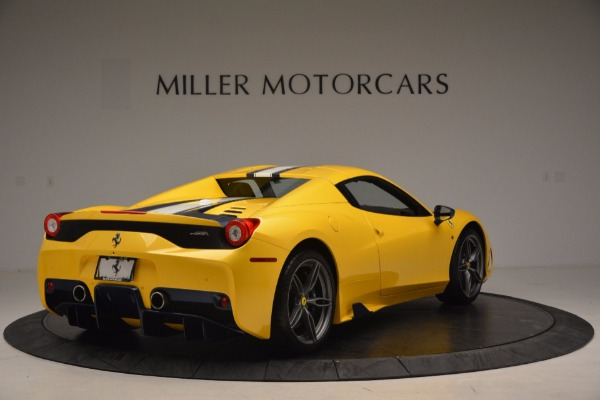 Used 2015 Ferrari 458 Speciale Aperta for sale Sold at Bentley Greenwich in Greenwich CT 06830 17