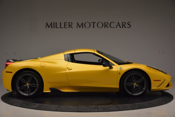 Used 2015 Ferrari 458 Speciale Aperta for sale Sold at Bentley Greenwich in Greenwich CT 06830 18