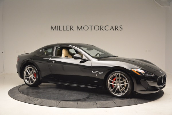 Used 2015 Maserati GranTurismo Sport Coupe for sale Sold at Bentley Greenwich in Greenwich CT 06830 10