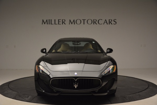 Used 2015 Maserati GranTurismo Sport Coupe for sale Sold at Bentley Greenwich in Greenwich CT 06830 12