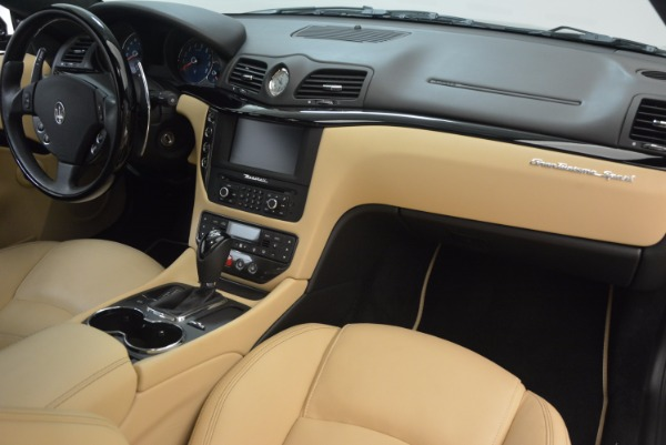 Used 2015 Maserati GranTurismo Sport Coupe for sale Sold at Bentley Greenwich in Greenwich CT 06830 22