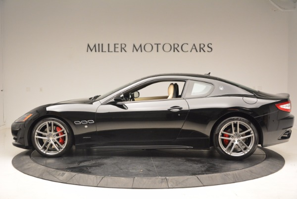 Used 2015 Maserati GranTurismo Sport Coupe for sale Sold at Bentley Greenwich in Greenwich CT 06830 3