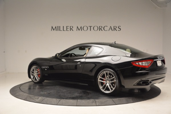 Used 2015 Maserati GranTurismo Sport Coupe for sale Sold at Bentley Greenwich in Greenwich CT 06830 4