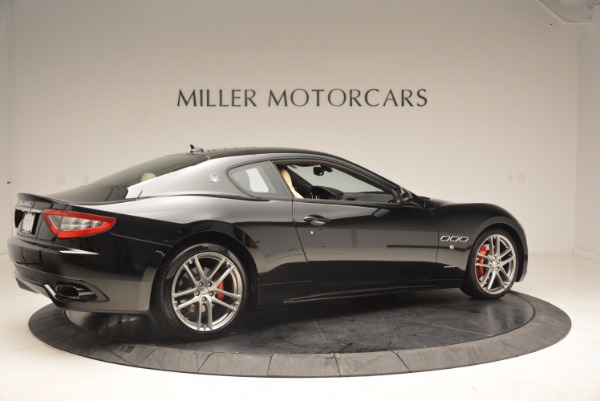 Used 2015 Maserati GranTurismo Sport Coupe for sale Sold at Bentley Greenwich in Greenwich CT 06830 8