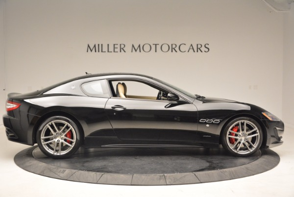 Used 2015 Maserati GranTurismo Sport Coupe for sale Sold at Bentley Greenwich in Greenwich CT 06830 9