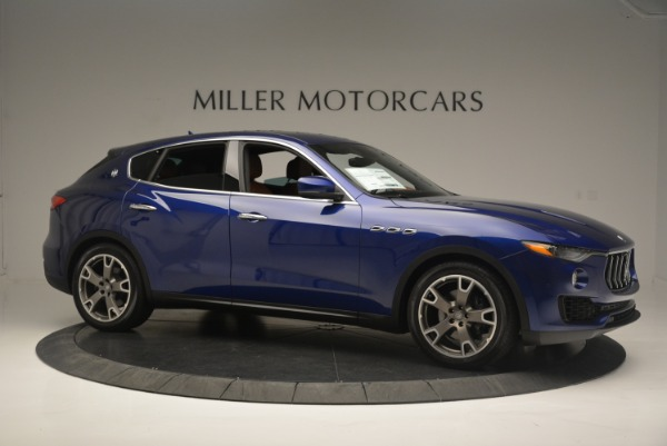 New 2018 Maserati Levante Q4 for sale Sold at Bentley Greenwich in Greenwich CT 06830 12