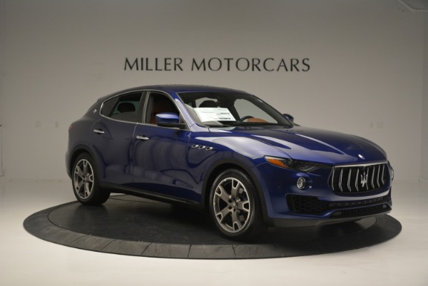New 2018 Maserati Levante Q4 for sale Sold at Bentley Greenwich in Greenwich CT 06830 13