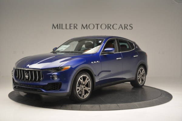 New 2018 Maserati Levante Q4 for sale Sold at Bentley Greenwich in Greenwich CT 06830 2