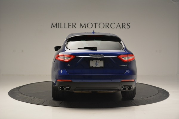New 2018 Maserati Levante Q4 for sale Sold at Bentley Greenwich in Greenwich CT 06830 7