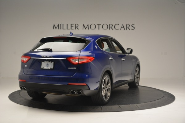 New 2018 Maserati Levante Q4 for sale Sold at Bentley Greenwich in Greenwich CT 06830 8