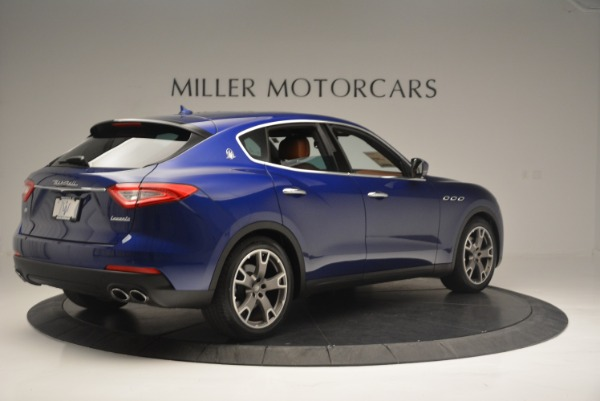 New 2018 Maserati Levante Q4 for sale Sold at Bentley Greenwich in Greenwich CT 06830 9