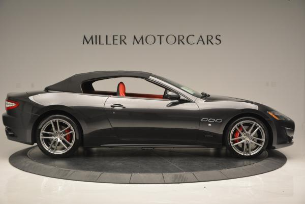 New 2017 Maserati GranTurismo Convertible Sport for sale Sold at Bentley Greenwich in Greenwich CT 06830 11