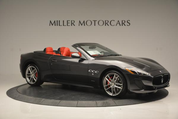 New 2017 Maserati GranTurismo Convertible Sport for sale Sold at Bentley Greenwich in Greenwich CT 06830 12
