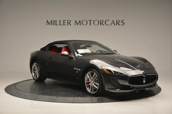 New 2017 Maserati GranTurismo Convertible Sport for sale Sold at Bentley Greenwich in Greenwich CT 06830 15