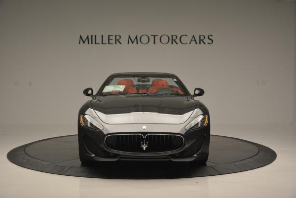 New 2017 Maserati GranTurismo Convertible Sport for sale Sold at Bentley Greenwich in Greenwich CT 06830 16